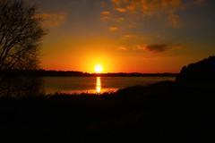 Wetton sunset, Ashbourne, England