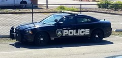 Milton Police Dodge Charger (2)