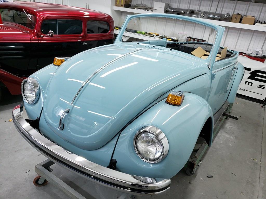 1972 Volkswagen Superbeetle
