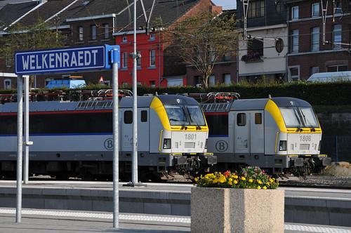 1801 + 1808 Welkenraedt 27.08.2011