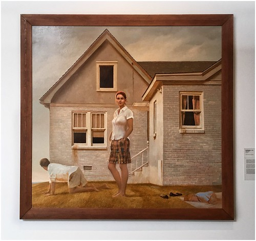 HOME, 2010 | a Painting by Bo Bartlett