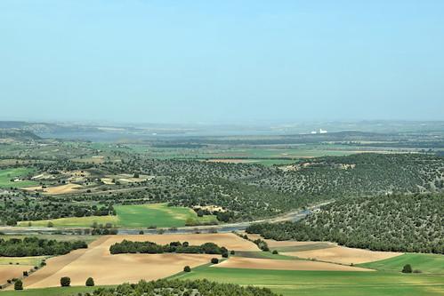 Vista desde la fortaleza (Gormaz)