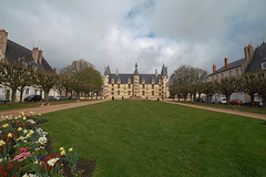 Nevers  Palais ducale - Photo of Nevers