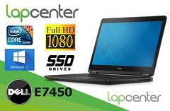 DELL LATITUDE E7450 I5 4 GB RAM 320 GB HDD WIN10PRO