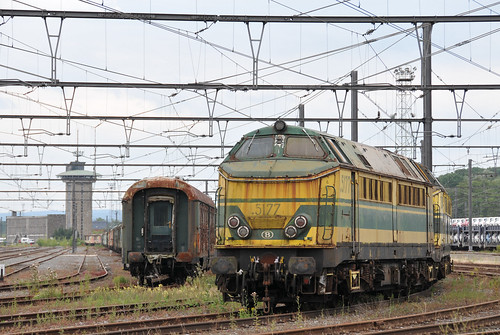 5177 Montzen-Gare 10.07.2011