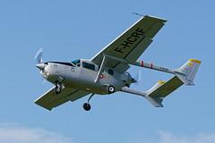 Cessna F337G Super Skymaster - 3724/F-HCRF - Photo of Marolles-en-Hurepoix