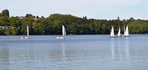Butgenbach - le lac