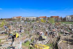 Gemeinschaftsgarten Berlin Tempelhof Park