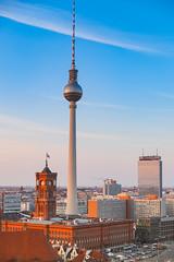 Fernsehturm Television tower Berlin