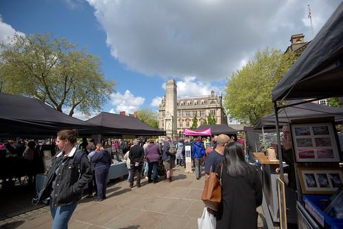 Makers Market 11 May in Preston - 20