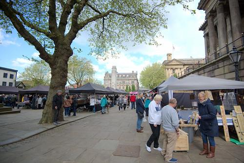 Makers Market 11 May in Preston - 14