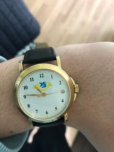 Ukrainian watch