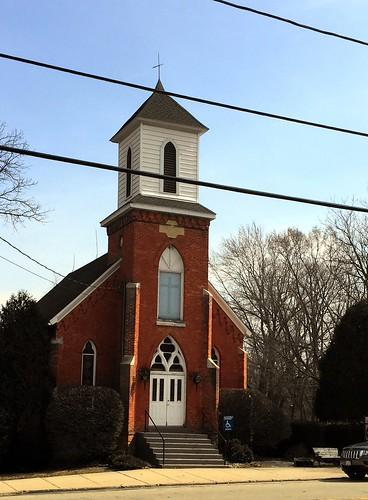 Wilmot United Methodist Church, Wilmot, Wisconsin