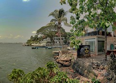 Cochin,India Panorama. Panasonic Lumix DMC FZ1000.  P1050721-0726.