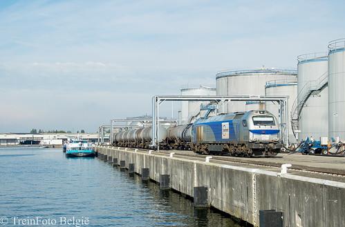 Europorte 4008 Gent-Darsen