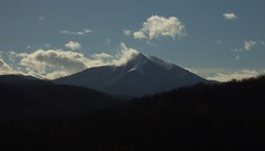 04/02/2K8 le pic du Cagire vu de Galin, Rouède 31160