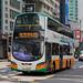 Hong Kong city bus: Wright Eclipse Gemini 2 # 4514