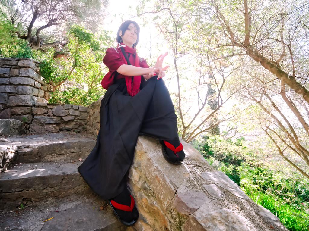 related image - Shooting Kashuu Kiyomitsu - Touken Ranbu - Eyael - Hyères -2019-04-27- P1577906