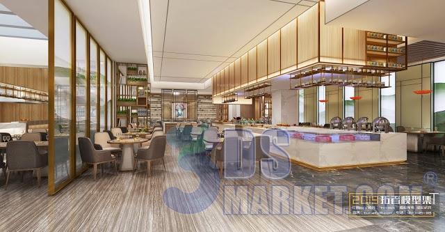 3D66 2019 - Restaurant space 14