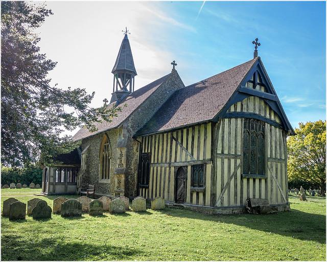 All Saints Crowfield, Suffolk
