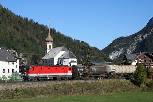 1144 234 mit Umleiter an der Scharnitzer Kirche