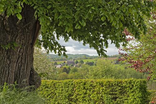 View to Sippenaeken - Geuldal - Zuid-Limburg & België