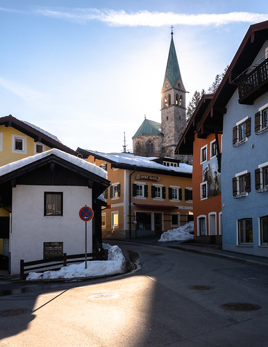 Tagestrip nach Berchtesgaden: Christuskirche
