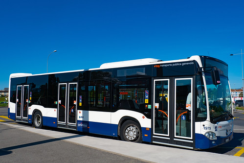 TPG Bus Mercedes Citaro O530 1979
