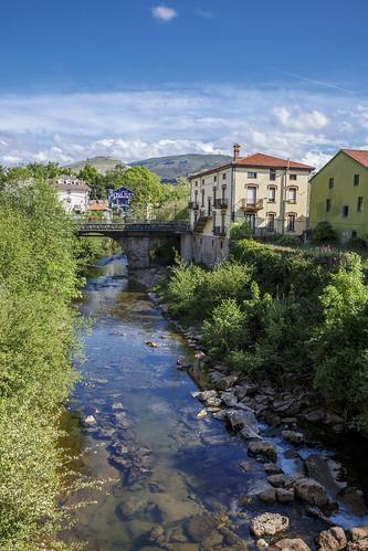 Rio Miera, La Cavada