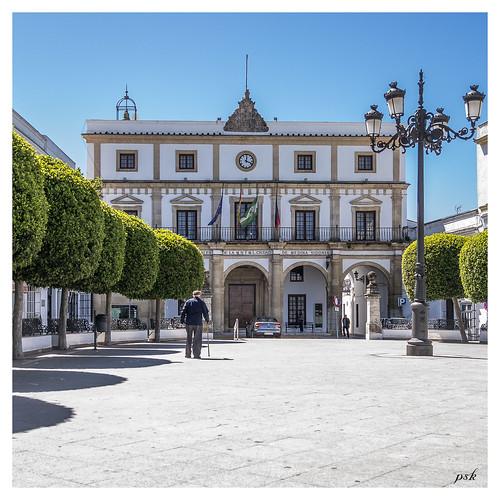 Place d'Espagne à Medina Sidonia