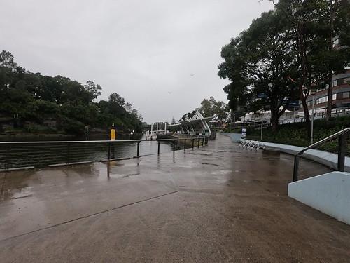 Parramatta Wharf