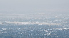 Norman Mineta San Jose International Airport from Mt Umunhum DSC_0132