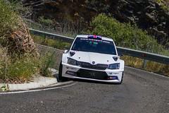 2019 ERC Rally Canarias