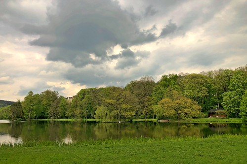 Greiz im Vogtland Schlosspark