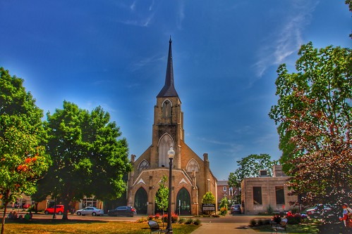 Brantford Ontario - Canada  - St. Andrew's United Church -  Heritage