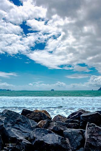 Buffalo Beach, Whitianga, NZ