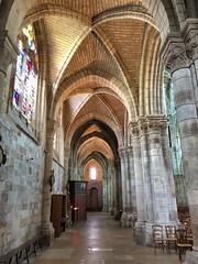 Kirche Notre-Dame-en-Vaux in Chalon-en-Champagne, Frankreich