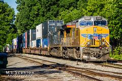 UP 2597 | GE ET44AH | CSX Memphis Terminal Subdivision
