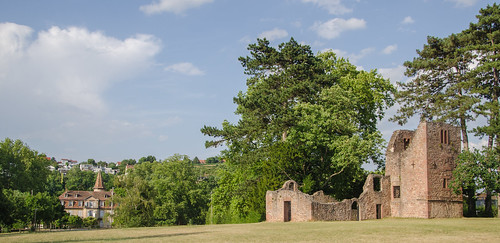 Ruines d'Oberlinden