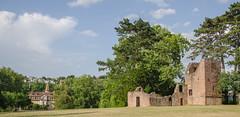 Ruines d'Oberlinden - Photo of Bœrsch