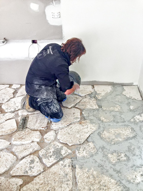laying-terrazzo-for-palladiand-finish