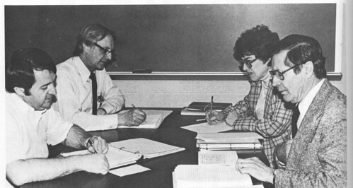 Dick and Self Study Comm North Central AC 1982