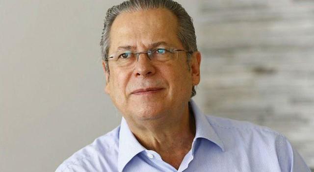 Dirceu afirmou que estava sereno diante da volta à prisão - Créditos: Agência Brasil