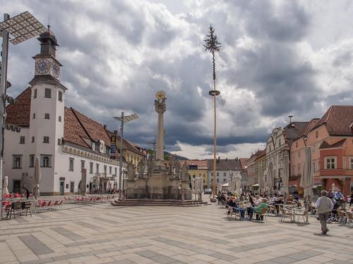 Leoben Hauptplatz