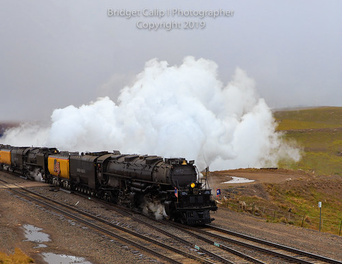 Union Pacific 4014 - Big Boy - Granite Station
