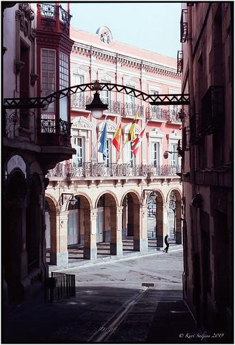 Portugalete_Town Hall_Leica M4