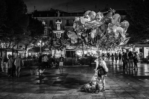 Plaza de Bib-Rambla, Granada