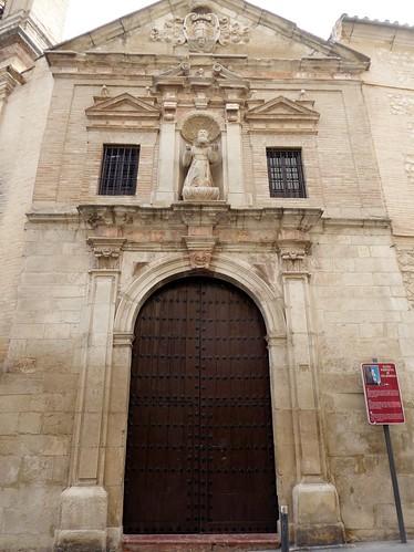 Lucena (Córdoba-España). Iglesia de Santo Domingo. Fachada
