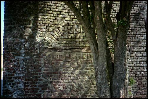 Mur de ferme
