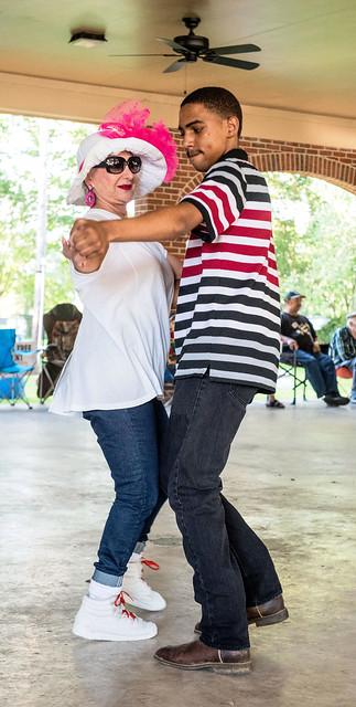 2019 dancers, Soul Creole, Opelousas Music & Market, May 17-5950